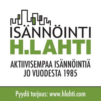 Tuttu yrittäjä - Isännöinti H.Lahti